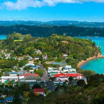Hôtels de la baie des îles