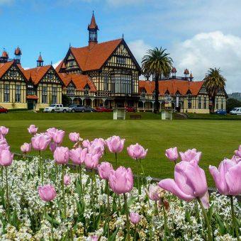 Hôtels à Rotorua